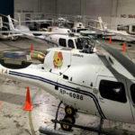 Национальная полиция Филиппин получила три Airbus H125