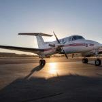 Royal Flying Doctor Service подписал контракт на поставку четырех King Air 360CHW