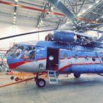 «Вертолеты России» передали «Норильск Авиа» два Ми-8АМТ