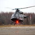 «Вертолеты России» передали первый Ансат европейскому заказчику